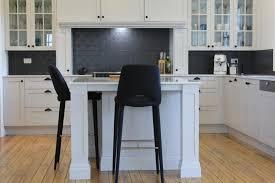 brisbane kitchen design gizeh st grey shaker style kitchen enoggera 3 jpg