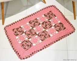 Easy Crochet Oval Rug Pattern 471 Best Crochet Rugs Images On Pinterest Crochet Rugs Crochet