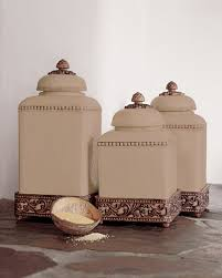 what to put in kitchen canisters kitchen canisters horchow