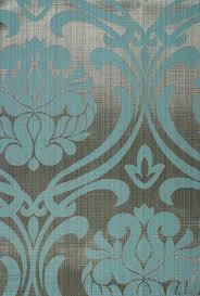 Teal Damask Curtains Image Result For Teal Damask Fabric Fabric Damasks