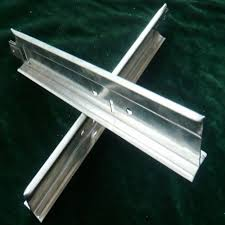 china t24 steel material false ceiling grids system china