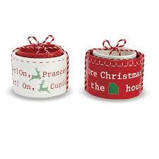 mud pie christmas ornaments christmas ceramic dip bowl set mud pie mud pie