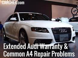 audi extended warranty worth it extended audi warranty common a4 repair problems