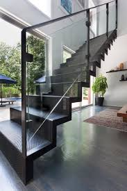 Custom Staircase Design Modern Railings Custom Stairs Chicago Modern Staircase Design