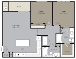 1237 West Floor Plan by Ironwood At Red Rocks In Littleton Co Floor Plans