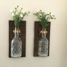 Replacement Glass For Sconces Sconce Glass Pocket Wall Sconce Vases For Flowers Replacement