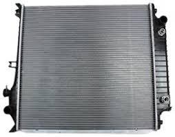 amazon com tyc 2816 ford explorer 1 row plastic aluminum