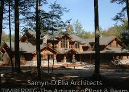 Squam Lake Waterfront Property Waterfront by Waterfront Timberpeg Timber Frame Post And Beam Homes