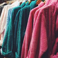 soft winter robes sold vintage rustic old retro antique