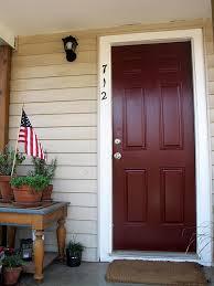 Exterior Door Color Paint Doors Exterior Color Paint Colors House Colors Front