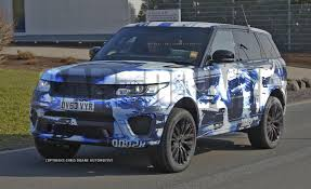 range rover svr white 2015 land rover range rover sport svr spy photos u2013 future cars