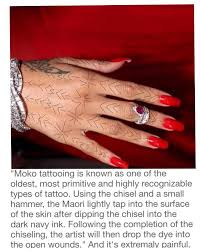 rihanna maori tattoo photo twitter rihannaindo tattoos