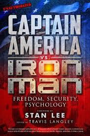 amazon com captain america vs iron man freedom security