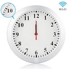 best wall clocks best smart wall clocks with a hidden spy camera