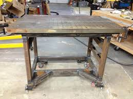 Welding Table Plans by Fabrication Fixturing Welding Table Build