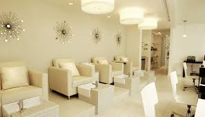 spa by bardot nail salon interior design showrooms commercial
