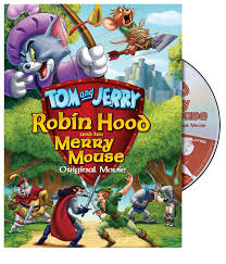 tom and jerry amazon com tom and jerry robin hood and his merry mouse various
