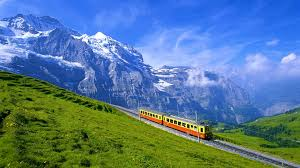 Beatuful Beautiful Places To See Bernese Oberland Switzerland Youtube