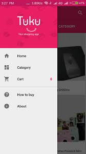 tuku shopping app by white troops codecanyon