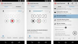 5 best free android voice recorder for android phone dr fone - Best Android Voice Recorder