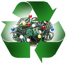 organize in your community to recycle inefficient lights