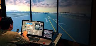 Flight Sim Desk Faa Approved Batd Touchtrainer Vm Fixed Wing Afforable And Rapid