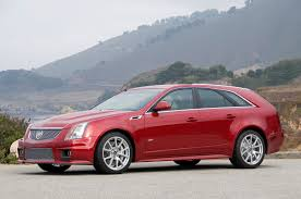 2011 cadillac cts v wagon first drive photo gallery autoblog