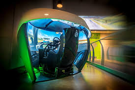 simulation room motion simulation room redefines full motion simulator carsifu