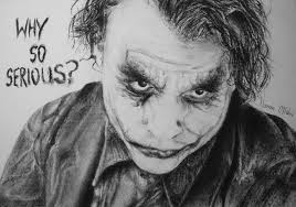 the joker heath ledger portrait by darrenohhh on deviantart