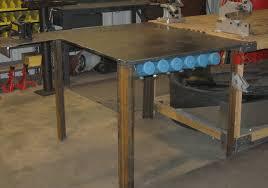 accessories features for your welding table miller welding