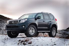 toyota land cruiser 150 series i would like to introduce the arctic truck built toyota prado