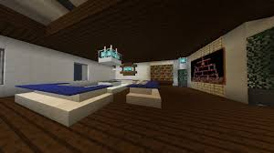 Modern House Furniture Minecraft Minecraft Modern House Building 21 Seating Room Youtube