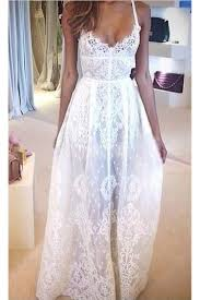 wedding dresses without straps spaghetti wedding dress lace obniiis com