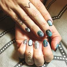art in a flash style nails magazine