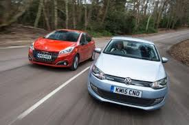 Peugeot 308 Gti Vs Vw Golf Gti Clubsport Volkswagen Polo Vs Peugeot 208 Auto Express