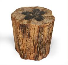 Wood Stump Coffee Table Coffee Table Awesome Wood Slice Side Table Fabric Coffee Table