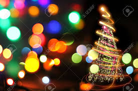 Sparkle Christmas Lights by Tree Christmas Tree Sparkle Stock Photos Royalty Free Tree