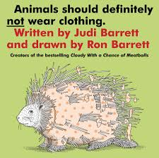 judi barrett official publisher page simon u0026 schuster uk