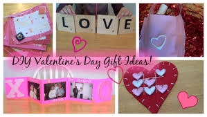 diy valentine u0027s day gifts for family bestie u0026 more youtube