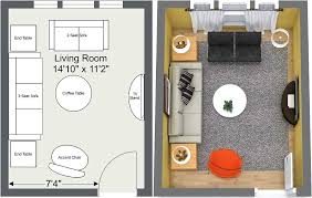 floor plan living room 8 expert tips for small living room layouts roomsketcher blog