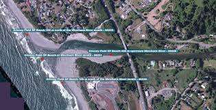 Map Of Brookings Oregon by Oregon Health Authority Beaches We Monitor Beach Water Quality