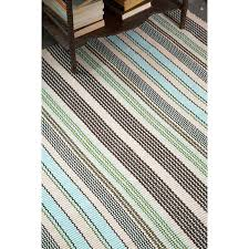 Stripe Indoor Outdoor Rug Miraculous Striped Indoor Outdoor Rug At Best Of Home