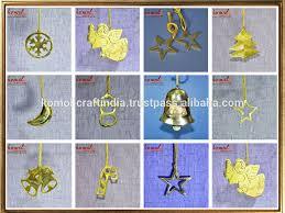 designer brass custom flat metal ornaments decoration