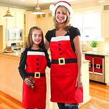 Christmas Decorations Bulk Online by Christmas Apron Christmas Kitchen Cook Apron Free Size Restaurant
