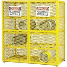 Outdoor Chemical Storage Cabinets Gas Cylinder Storage Cabinets At Global Industrial