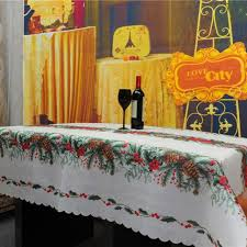 tree tablecloths white table cloth rectangular toalhas