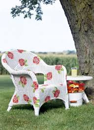 Ideas For Painting Garden Furniture by Painting Ideas For Outdoor Furniture And Decoration In Vintage Style