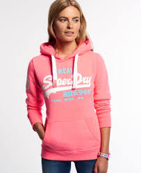 best shopping inexpensive price womens logo duo hoodie in neon