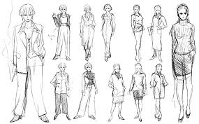 costume design sketches characters u0026 art metal gear solid