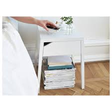 selje bedside table w wireless charging ikea